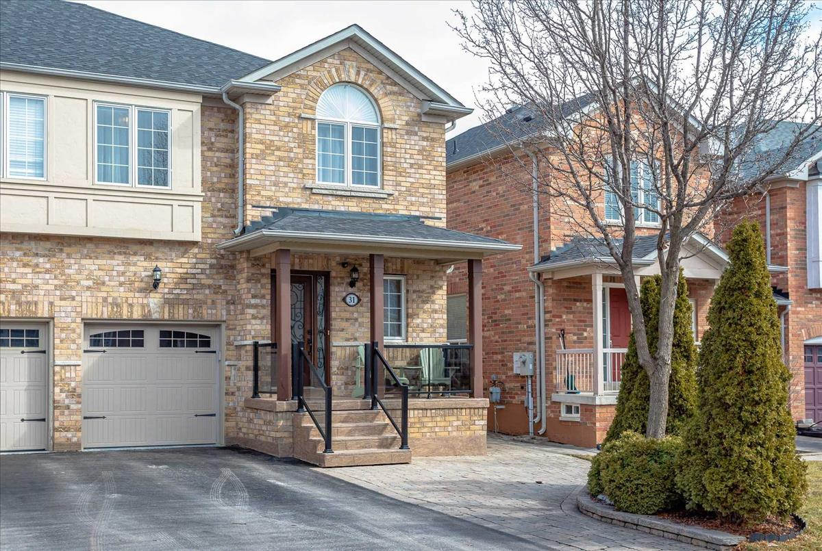 31 Montreaux Cres Vaughan Smart Choice Team